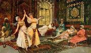 unknow artist, Arab or Arabic people and life. Orientalism oil paintings 608