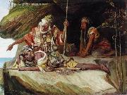 unknow artist, Arab or Arabic people and life. Orientalism oil paintings 579