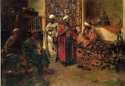unknow artist, Arab or Arabic people and life. Orientalism oil paintings 110