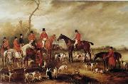 unknow artist, Classical hunting fox, Equestrian and Beautiful Horses, 177.