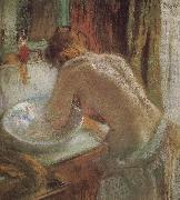 Edgar Degas, Bathroom