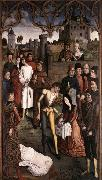 Dieric Bouts, The Execution of the Innocent Count