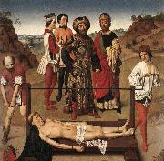 Dieric Bouts, Martyrdom of St Erasmus