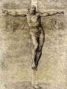 Michelangelo Buonarroti, Christ on the Cross