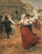 Anders Zorn, country festival