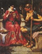 John William Waterhouse, Jason and Medea