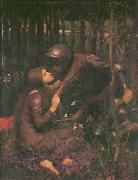 John William Waterhouse, La Belle Dame sans Merci