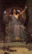 John William Waterhouse, Circe Offering the Cup to Odysseus