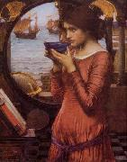 John William Waterhouse, Destiny