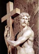 Michelangelo Buonarroti, Christ Carrying the Cross