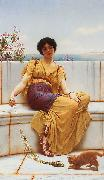 John William Godward, Idleness