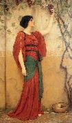 John William Godward, Autumn