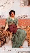 John William Godward, Sweet Dreams