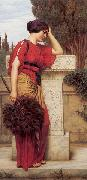 John William Godward, La Pensierosa