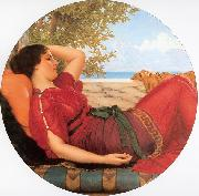 John William Godward, In Realms of Fancy