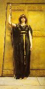 John William Godward, A Priestess