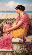 John William Godward, Absence Makes the Heart Grow Fonder