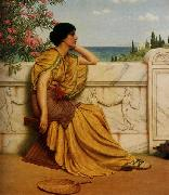 John William Godward, Leisure Hours