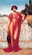 John William Godward, Athenais
