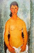 Amedeo Modigliani, Elvira
