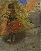 Edgar Degas, Ballet Dancer