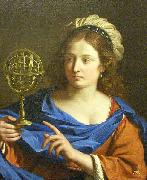 GUERCINO, Personification of Astrology