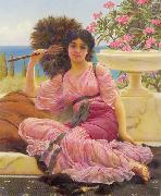 John William Godward, Flabellifera