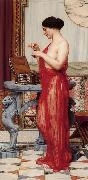 John William Godward, New Perfume