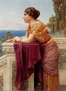 John William Godward, Belvedere