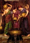 John William Waterhouse, Danaides