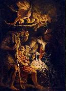 Peter Paul Rubens, Adoration of the Shepherds