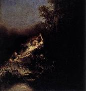 REMBRANDT Harmenszoon van Rijn The abduction of Proserpina.