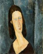 Amedeo Modigliani, Blue Eyes
