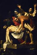 Caravaggio, Deposition of Christ