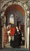 Dieric Bouts, The Annunciation