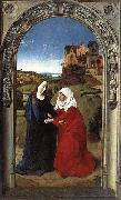 Dieric Bouts, The Visitation