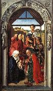 Dieric Bouts, The Adoration of the Magi