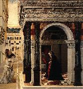 Gentile Bellini The Annunciation