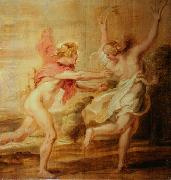 Peter Paul Rubens, Apollo and Daphne