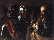 Caravaggio, Denial of Saint Peter