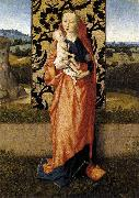 Dieric Bouts, Virgin and Child
