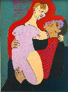 Ernst Ludwig Kirchner, Great Lovers ( Mr and Miss Hembus)