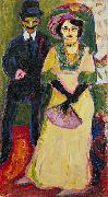 Ernst Ludwig Kirchner, Dodo and her brother