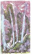 Ernst Ludwig Kirchner, firs