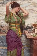 John William Godward, A Fair Reflection