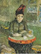 Vincent Van Gogh, Agostina Segatori Sitting in the Cafe du Tambourin