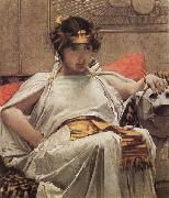 John William Waterhouse, Cleopatra