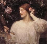 John William Waterhouse, Gather Ye Rosebuds While Ye May