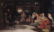 John William Waterhouse, Consulting the Oracle