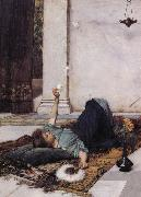 John William Waterhouse, Dolce Far Niente